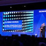 ESOMAR 2018 closing remarks
